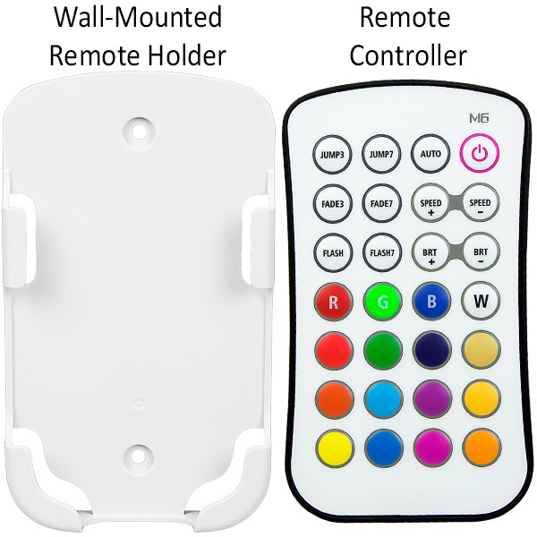 LED Controller and RF Remote Image