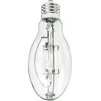 250 Watt - ED28 - Pulse Start - Metal Halide - Protected Arc Tube - 4200K - ANSI M153/M138/O - Mogul Base - Base Up Burn - MP250/ED28/PS/BU/4K - Plusrite 1557