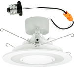 6 in. LED Downlight with Integrated Bluetooth Speaker Image