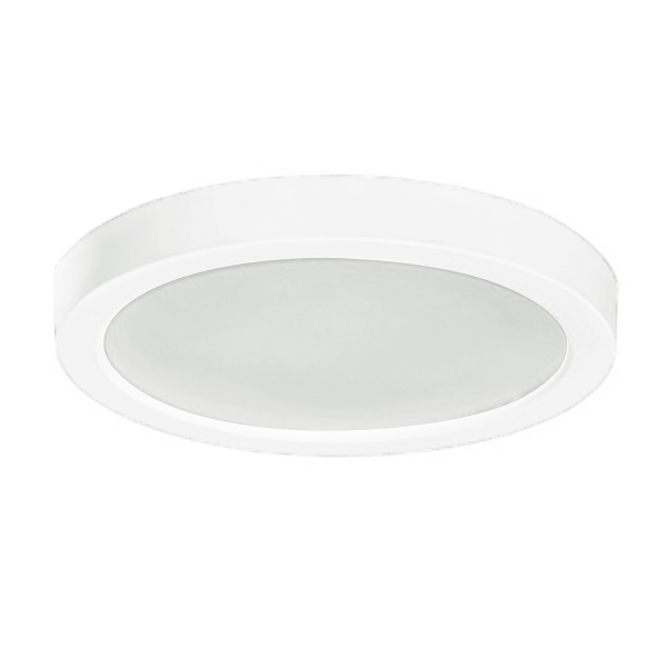 10 Watt - 5.5 in. LED Ultra Thin Round Ceiling Fixture Image