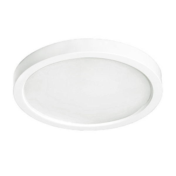15 Watt - 7 in. LED Ultra Thin Round Ceiling Fixture Image