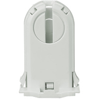 Leviton 13660-SNP - T8 or T12 - Turn-Type with Lamp-Lock Lampholder - Tall Profile - Medium Bi-Pin Socket - Non-Shunted - For Programmed Start, Rapid Start, and Dimming Ballasts