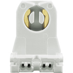 Leviton 13351 - T8 or T12 - Turn-Type Lampholder - Low Profile - Medium Bi-Pin Socket