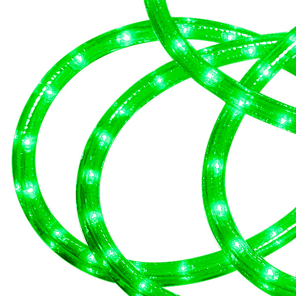 51 ft. - LED Rope Light - Green Image