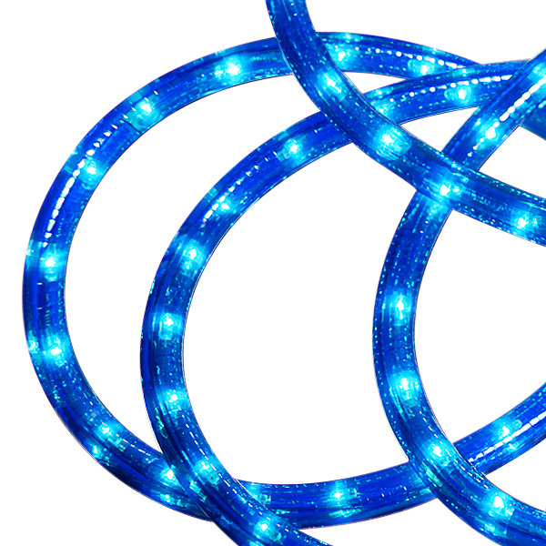 50 ft. - Incandescent Rope Light - Blue Image