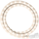 50 ft. - Incandescent Rope Light - Pearl White Image