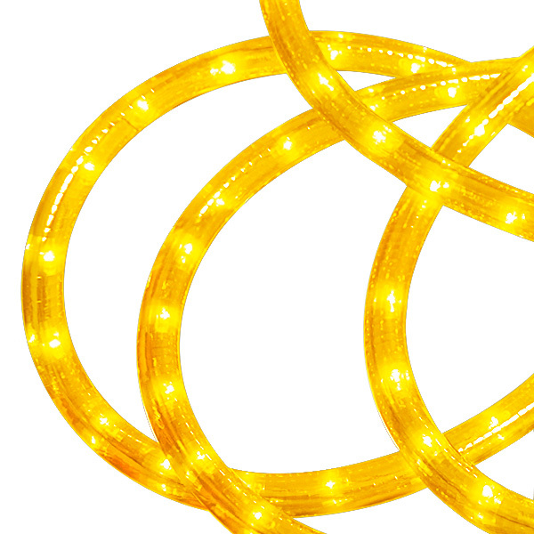 24 ft. - Incandescent Rope Light - Yellow Image