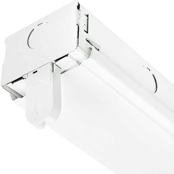 2 ft. Fluorescent Strip Fixture - Narrow Body Image