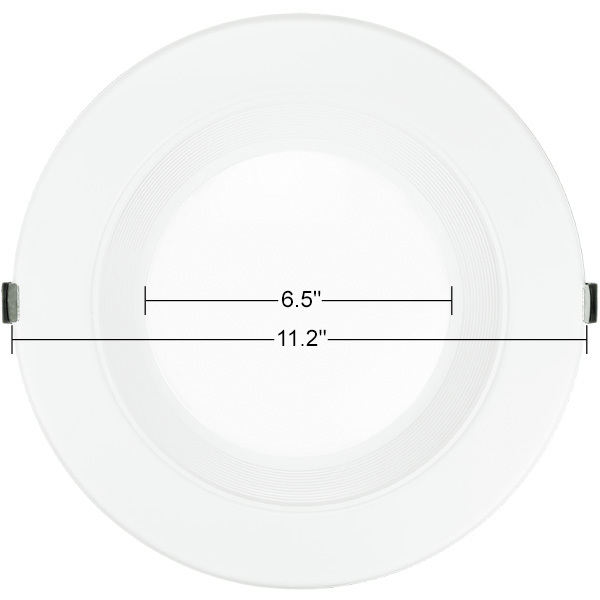 9.5 in. Retrofit LED Downlight - 23.5/32/45W Image