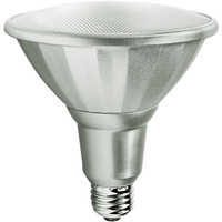 1200 Lumens -  2700 Kelvin - LED - PAR38 - 15 Watt - 90W Equal - 40 Deg. Flood - CRI 82