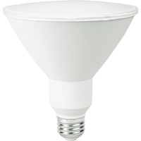 1400 Lumens - 3000 Kelvin - LED - PAR38 - 18.5 Watt - 120W Equal - 40 Deg. Flood - CRI 90