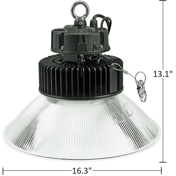 20,800 Lumens - LED High Bay - 160 Watt Image