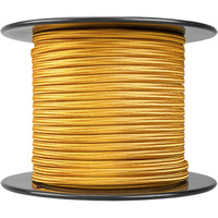 150 ft. Spool - Rayon Antique Wire - Gold - 18/2 SPT-1 - 2 Wire Parallel Cord