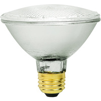 53 Watt - PAR30 - 75 Watt Equivalent - Narrow Flood - Halogen - 1500 Life Hours - 920 Lumens - 120 Volt
