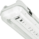 4 ft. Integrated LED Vapor Tight Fixture - 23 Watt Image
