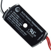 12V Step Down Transformer - Max Wattage 150W - Input Voltage 120V - Output Voltage 12V AC - For Use with Halogen Lamps