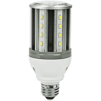 LED Corn Bulb - 10 Watt - 30 Watt Equal - Cool White - 1200 Lumens - 4000 Kelvin - Medium Base - 120-277 Volt - PLT-1102B