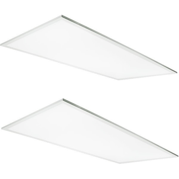 2x4 LED Panel Light - Color Adjustable from 3000 to 5000 Kelvin  Image