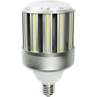 12,500 Lumens - 100 Watt - LED Corn Bulb - 250W Metal Halide Equal - 4000 Kelvin - Mogul Base - 120-277V - 5 Year Warranty