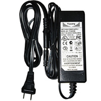 60 Watt Power Supply for 12 Volt LED Tape Light - 120 Volt Input  - FlexTec FY1205000