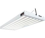 4 ft. - 6 Lamp - F54T5-HO - Fluorescent Grow Light Fixture Image