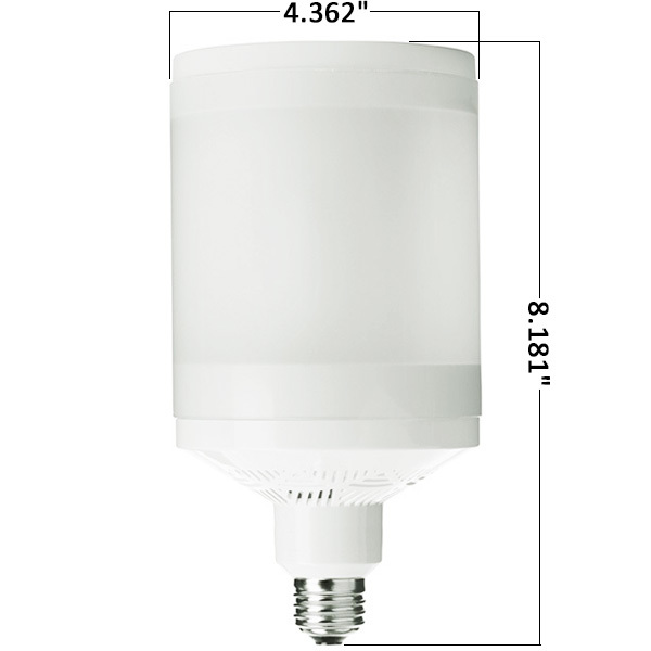 LED Corn Bulb - 8000 Lumens - 90 Watt Image