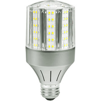 2000 Lumens - 14 Watt - LED Corn Bulb - 50W Metal Halide Equal - 4000 Kelvin - Medium Base - 120-277V - 5 Year Warranty