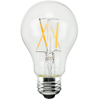 LED Victorian Bulb - 7.5 Watt - 60 Watt Equal - 800 Lumens - 2700 Kelvin - Incandescent Match - 120 Volt - Green Creative 98278