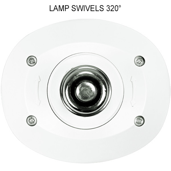 3000 Lumens - 20 Watt - LED Wall Pack Retrofit Lamp Image