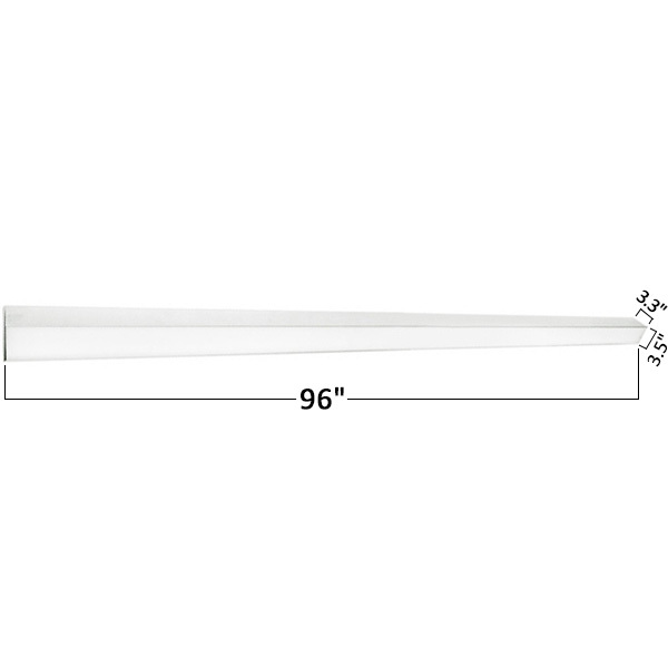 8 ft. - LED - Surface Mount Light Fixture Image