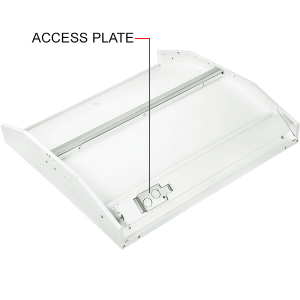 2 x 2 LED Recessed Troffer - 4000 Lumens Image