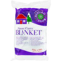 Snow Fluff Blanket - 15 in. x 10 ft.