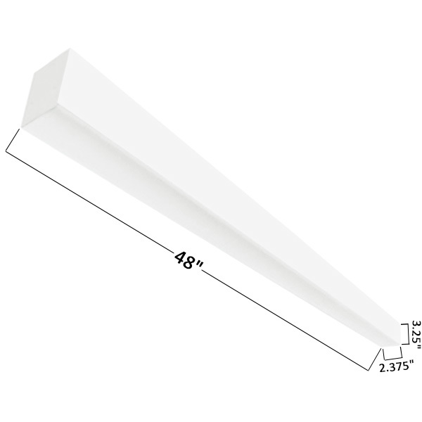4 ft. - LED - Surface or Pendant Mount Light Fixture Image