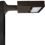 LED Parking Lot Fixture - 12,500 Lumens Image