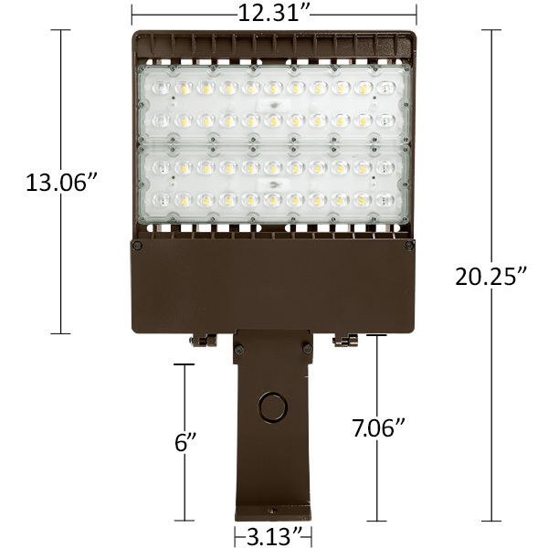 14,400 Lumens - LED Area Light Image