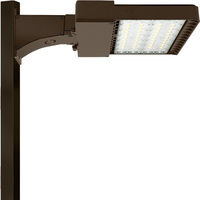 14,400 Lumens - 4000 Kelvin - Type V - 120-277V - Comes with 6 in. Mounting Arm - LEDF-10108