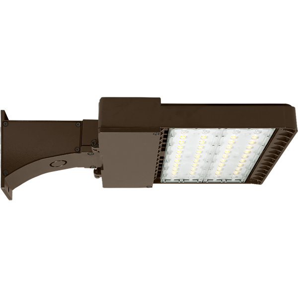 LED Parking Lot Fixture - 14,400 Lumens Image