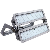 37,900 Lumens - 5000 Kelvin - 360 Watt - LED High Output Flood Fixture - Height 14.5 in. - Width 20.4 in. - 120-277V - Equal to a 750W Metal Halide and Uses 52% Less Energy - MaxLite 75219