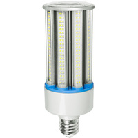 8100 Lumens - 54 Watt - LED Corn Bulb - 200W Metal Halide Equal - 5000 Kelvin - Mogul Base - 120-277V - 5 Year Warranty