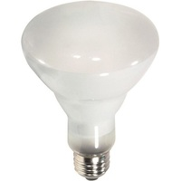 65 Watt - BR30 - Incandescent Reflector - Frosted - Flood - Medium Base - 920 Lumens - 2,000 Life Hours - 120 Volt