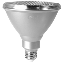LED PAR38 - 1400 Lumens - 120W Equal - 3000 Kelvin - 20 Watt - 25 Deg. Narrow Flood - CRI 90 - Kobi PAR38-120-30-NFL