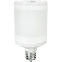 8000 Lumens - 90 Watt - LED Corn Bulb - 400W Metal Halide Equal - 5000 Kelvin - Mogul Base - 120-277V - 5 Year Warranty