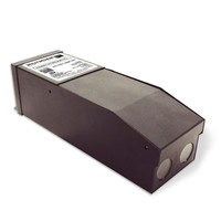 Magnetic LED Driver - Dimmable - 24 Volt - 0-150 Watt - Input 120V - For Constant Voltage Products Only - Klus MD-150-24