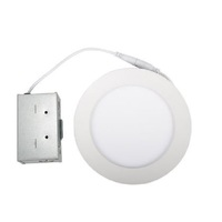 12 Watt - 60 Watt Incandescent Equal - 900 Lumens - Color Tunable from 2700 to 4000 Kelvin - Round - White Trim - Dimmable - 120V - PLTS8221