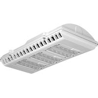 4500 Lumens - LED - Canopy Light - 37 Watt - 175 Watt Metal Halide Equal - 4000 Kelvin - 120-277V - Lithonia DSXSC
