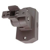 Knuckle Surface Mount - For use with MaxLite QuadroMAX Plus Series Light Fixtures - Bronze - MaxLite 1409054