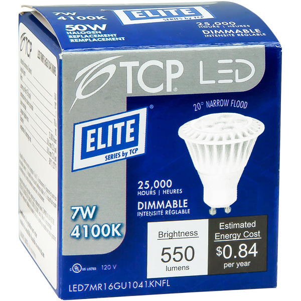 LED MR16 - 7 Watt - 550 Lumens Image