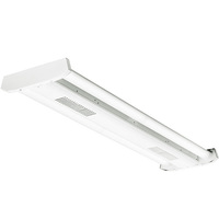 24,000 Lumens - LED High Bay with Integrated Bluetooth - 170 Watt - 4000 Kelvin - Length 47.29 in. x Width 11.75 in. - 277V - 90 Minute Emergency Backup - Lithonia IBGN