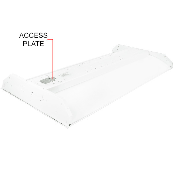 Lithonia 2VTL4 - 2 x 4 LED Recessed Troffer Image