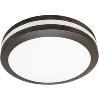 12 in. LED Round Ceiling Fixture - 17 Watt - 1077 Lumens - 100W Incandescent Equal - 4000 Kelvin - 120V - 5 Year Warranty - Lithonia OLCFM